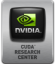 NVIDIA CUDA Research Center Logo